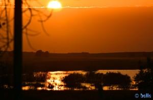 Laguna de los Tollos O del Toyón – Sunset