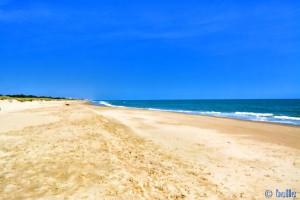 Playa Cruce de la Redondela - HV-7006, 21410 Isla Cristina - Huelva – Spanien – April 2015