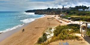 Praia Armação de Pêra – Algarve