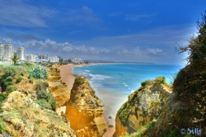 Praia Armação de Pêra