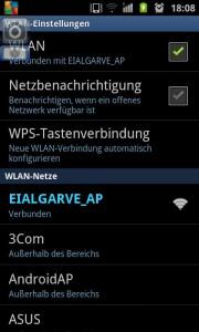 Free WiFi with EIALGARVE_AP in Armação de Pêra