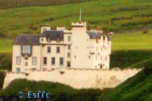 Castle of Dunbeath – July 2012