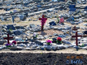 Pet Cemetery at Cullen Bay – July 2012