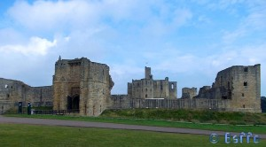 Warkworth Castle – August 2012