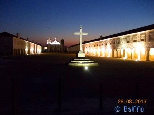 Sanctuary of Cabo Espichel by Night – August 2013