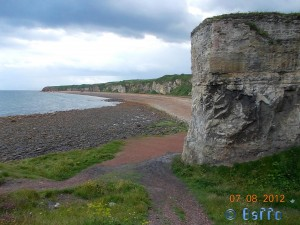 Parking in Seaham – August 2012