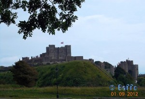 Castle of Dover – September 2012