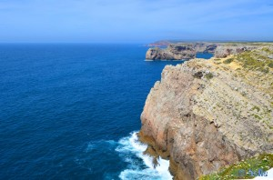 View from Cape Saint Vincent, Farol do Cabo de São Vicente, EN 268, 8650-370 Sagres, Vila do Bispo, Portugal