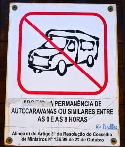 No OverNight Parking....