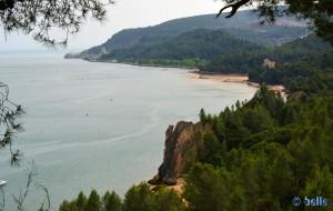 Küste hinter Setúbal nach Praia da Figueirinha