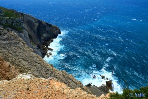 Cliffs at Cabo Espichel – Mai 2015