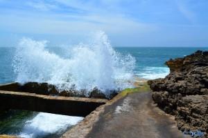 Waves at Boca do Inferno