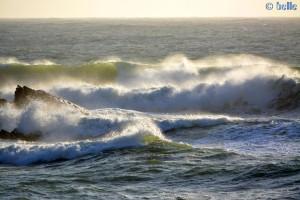 Praia de São Lourenço – halsbrecherische Wellen!