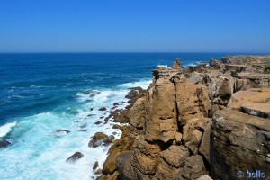 View from Cabo Carvoeiro - Peniche – Portugal
