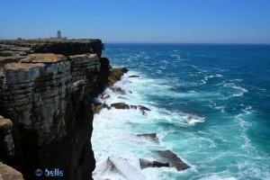 View to Cabo Carvoeiro - Peniche – Portugal