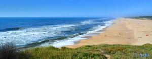 Praia da Vieira - São Pedro de Moel, Portugal – Mai 2015