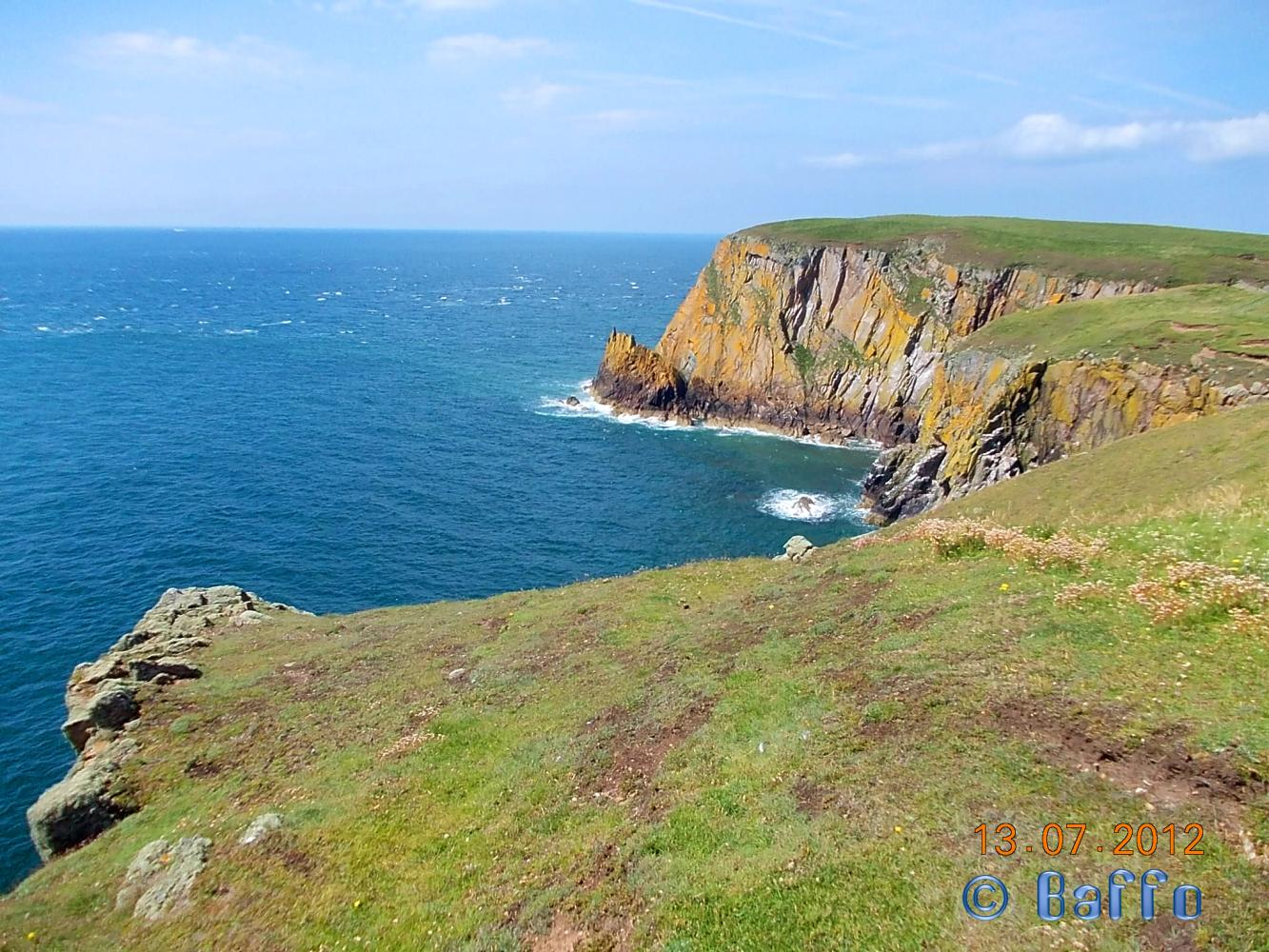 United Kingdom - Dumfries and Galloway - Mull of Galloway ...