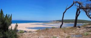Praia da Lagoa de Albufeira & Lagoa de Albufeira
