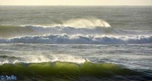 Wie kann man den Wind auf ein Bild bannen? - Praia de São Lourenço