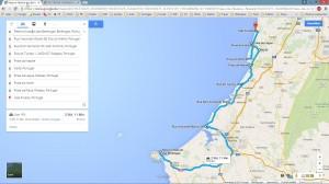 Route 2015-05-27 Etappe A