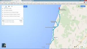 Route 2015-05-27 Etappe B