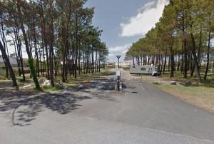 Area Sosta Camper - Saint Julien-Contis Plage