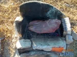 1 Steak = 600 Gramm!!!