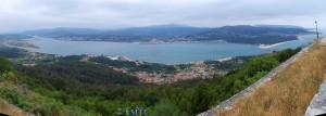 Rio Minho - View from the Castro de Santa Trega