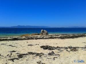 Meine Aussicht vom Strand-Platz Playa Las Pipas – Reboredo – Spain