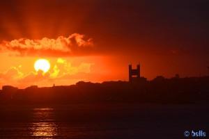 Sunset to La Coruña, Spanien – 185mm – 21:56:36 Uhr