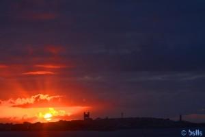 Sunset to La Coruña, Spanien – 86mm – 21:59:00 Uhr