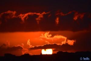 Sunset to La Coruña, Spanien – 300mm – 22:00:41 Uhr