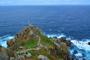 View from Cabo Prior – Spain