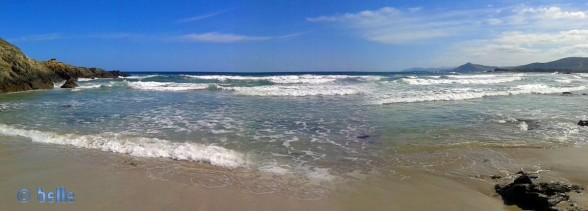 Playa de Santa Comba - Spain