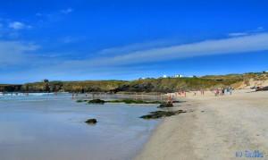 Praia de Santa Comba – Spain
