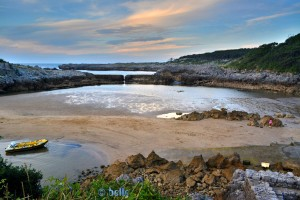 Playa de Arenillas – Spain – das Piscina ist leer :o