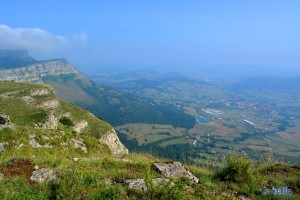 View from the Monte Santiago – Spain