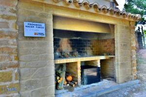 Barbecue at Ermita de Santa Barbara