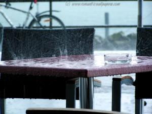 Regen! Hier aufgenommen am 07.08.2011 in Friedrichshafen