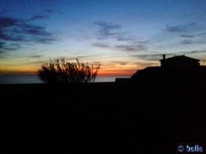 Sunrising at Platja L'Almadrava – 07:10 Uhr