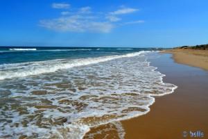 Beach of Los Arenales del Sol