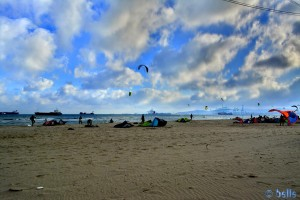 1 Million Kiters in Palmones - Algeciras – Spain