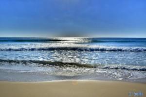 Playa de los Lances Norte - N-340, 11380 Tarifa, Cádiz, Spanien – November 2015