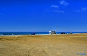 Parking at the Beach of Plage Ras R'mel - O. Loukus – Larache – November 2015