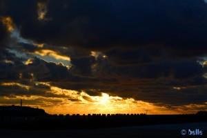 Sunset in Larache – 16:54:31 pm