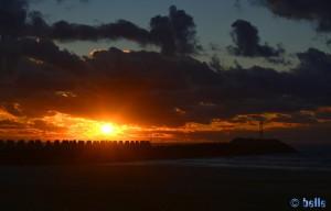Sunset in Larache – 17:05:43 pm