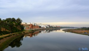 Oum-er-Rbia - biggest River in Marokko