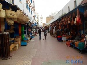 Medina - Essaouira – Marokko