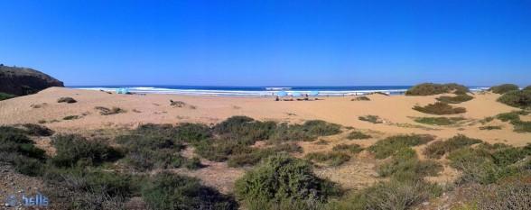 20151212_121606 Beach of Tamri - Marokko