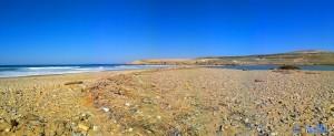 Plage Tamri and Lagune (Asif n'Srou) – Marokko
